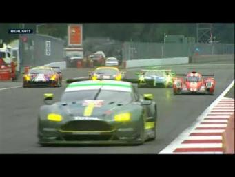 2017 6 Hours of Mexico - Highlights after 3 hours