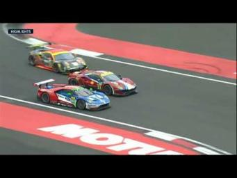 2017 6 Hours of Mexico - Highlights after 5 hours