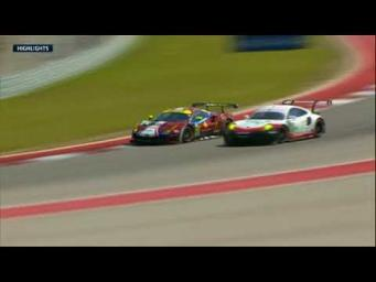 2017 WEC 6 Hours of COTA - Highlights Hour 5