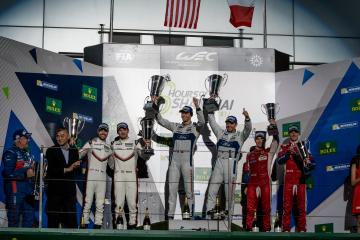 LMGTE PRO Podium - WEC 6 Hours of Shanghai - Shanghai International Circuit - Shanghai - China