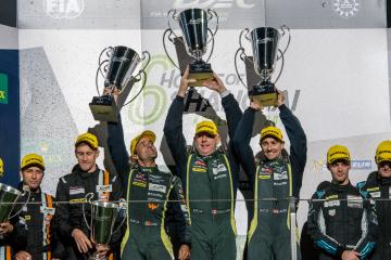 #98 ASTON MARTIN RACING / GBR / Aston Martin V8 Vantage / Paul Dalla Lana (CAN) / Pedro Lamy (PRT) / Mathias Lauda (AUT) - WEC 6 Hours of Shanghai - Shanghai International Circuit - Shanghai - China