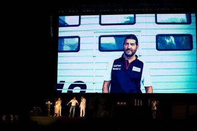 Award Ceremony Sofitel - Bahrain International Circuit - Sakhir - Bahrain