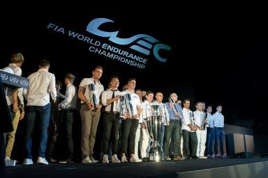 The WEC Awards Ceremony - WEC Awards Ceremony - Sofitel - Sakhir - Bahrain