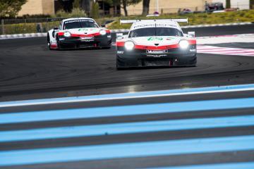 #92 PORSCHE GT TEAM / DEU / Porsche 911 RSR - WEC Prologue at Circuit Paul Ricard - Circuit Paul Ricard - Le Castellet - France -