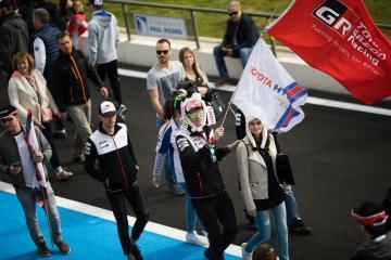 Pit walk WEC Prologue at Circuit Paul Ricard - Circuit Paul Ricard - Le Castellet - France -