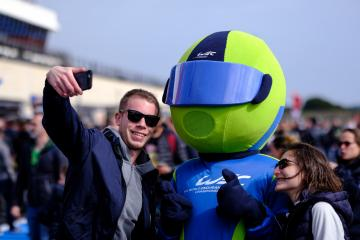 wecman, wec man, pit walk, WEC Prologue at Circuit Paul Ricard - Circuit Paul Ricard - Le Castellet - France