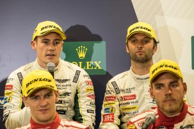 The Winners Press Conference at the WEC 6 Hours of Mexico - Autodrome Hermanos Rodriguez - Mexico City - Mexique