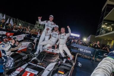 The Celebrations at the end of the WEC 6 Hours of Circuit of the Americas - Circuit of the Americas - Austin - America