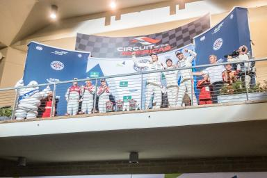 The Podium at the WEC 6 Hours of Circuit of the Americas - Circuit of the Americas - Austin - America