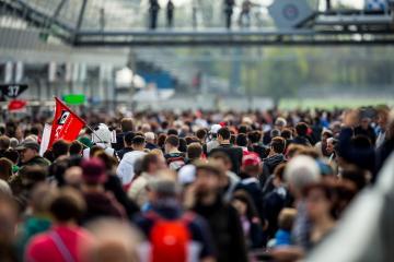 Pit walk - Sunday - Autograph Session -  Prologue Monza - Autodromo Nationale Monza - Monza - Italia