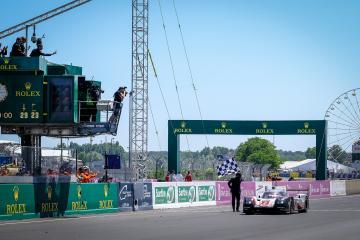 #2 PORSCHE TEAM / DEU / Porsche 919 Hybrid - Hybrid -Le Mans 24 Hour - Circuit des 24H du Mans - Le Mans - France