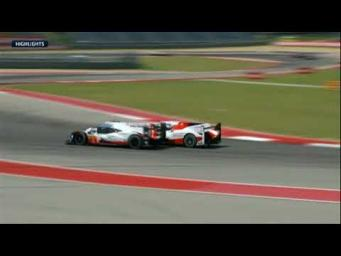 2017 WEC 6 Hours of COTA - Highlights Hour 3