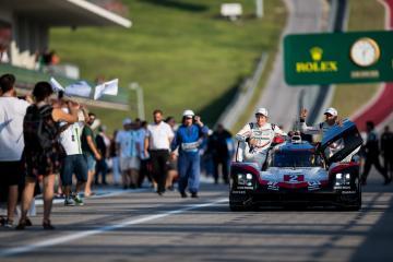 Winner Car - #2 PORSCHE TEAM / DEU / Porsche 919 Hybrid - Hybrid / Timo Bernhard (DEU) / Earl Bamber (NZL) / Brendon Hartley (NZL) - WEC 6 Hours of Circuit of the Americas - Circuit of the Americas - Austin - United States of America