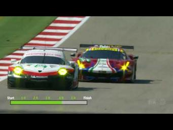 2017 6 HOURS OF COTA - RACE HIGHLIGHTS