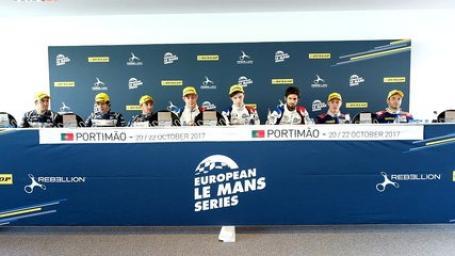 4 Hours of Portimão: LMP2 podium press conference