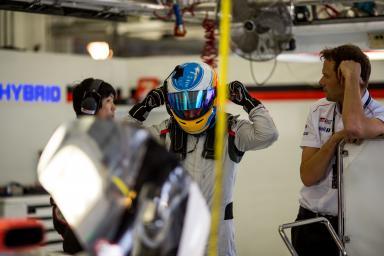 Fernando Alonso -  WEC Rookie Test - Bahrain International Circuit - Sakhir - Bahrain