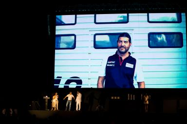 Award Ceremony Sofitel - Bahrain International Circuit - Sakhir - Bahrain