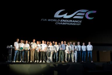 The WEC Awards Ceremony - WEC Awards Ceremony - Sofitel - Sakhir - Bahrain